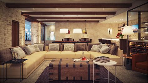 Alluring Rustic Decorating Ideas For Living Rooms 15