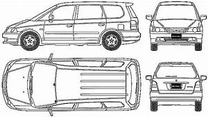 Car Honda Odyssey 2003   The Photo Thumbnail Image Of