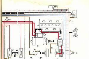 Maycintadamayantixibb  1974 Vw Beetle Alternator Wiring
