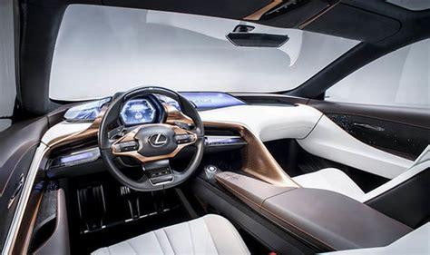 Lexus Lf1 Limitless Concept Car Revealed At Detroit Auto