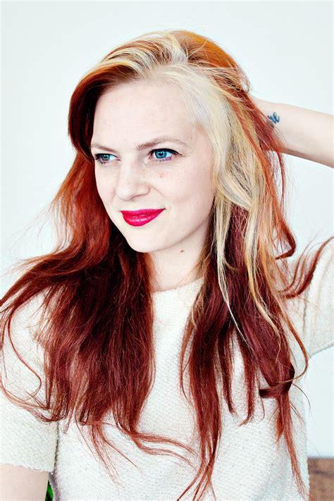 hair color streaks mallen streak hair hair streaks hair hair