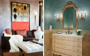 Moderne Wandgestaltung Bad : 20 herrliche ideen f r moderne wandgestaltung mit dekorputz ~ Sanjose-hotels-ca.com Haus und Dekorationen