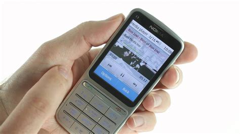 nokia c3 01 touch and type user interface demo