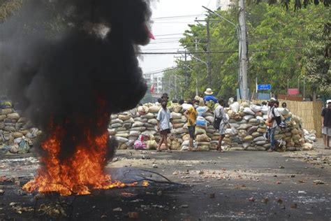 โกลบอลโฟกัส : สงครามกลางเมืองที่เมียนมา