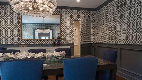 Gray Wainscoting   Contemporary   Dining Room   Hirshson