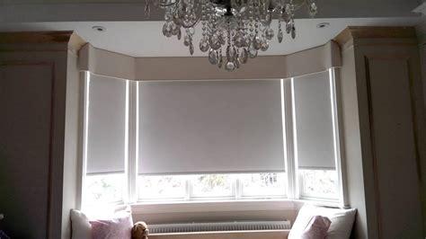 blackout blinds   bay window youtube