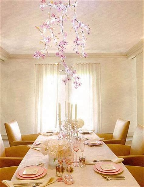 blossom chandelier the terrier and lobster cherry blossom inspired