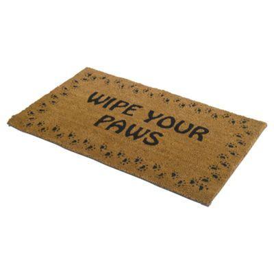 Tesco Doormat by Buy Tesco Wipe Your Paws Mat 45x75cm From Our Door Mats