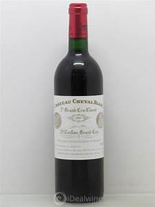 Chateau Cheval Blanc Prix : acheter ch teau cheval blanc 1er grand cru class a 1997 ~ Dailycaller-alerts.com Idées de Décoration