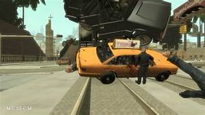 Epic Train Accident (GTA IV San Andreas) with slow motion ...