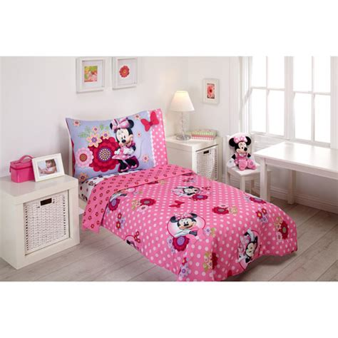 Minnie Mouse Baby Bed by Disney Minnie Mouse Baby Toddler Furniture Bedding With
