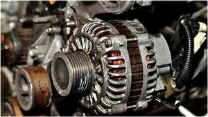How To Replace The Pulley Bearings Of An Alternator Of My