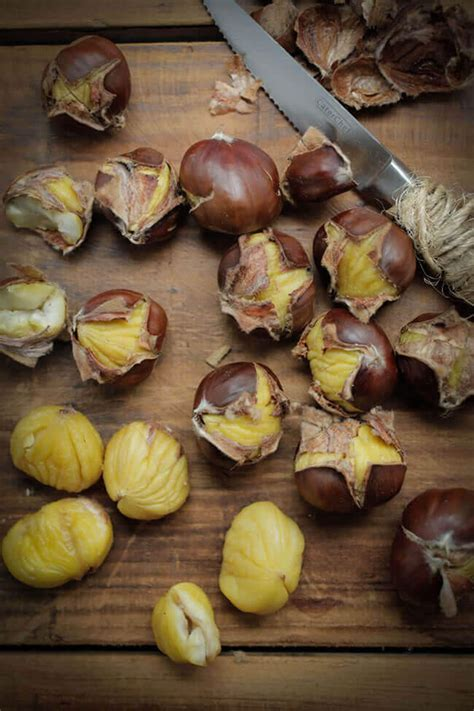 cooking chestnuts how to roast chestnuts the healthy chef teresa cutter