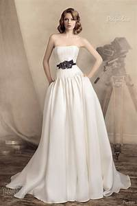 papilio wedding dresses 2013 wedding inspirasi page 2 With drop waist ball gown wedding dress