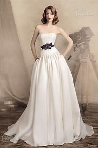 Papilio wedding dresses 2013 wedding inspirasi page 2 for Drop waist ball gown wedding dress