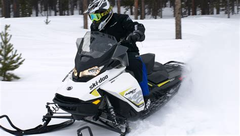Ski-doo Accessories And Add-ons
