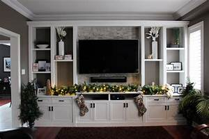 Built-in Fireplace  U0026 Entertainment Units