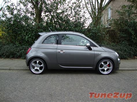 Fiat Air by Fiat 500 Sport Air Turbo Tunezup Tuning Foto S En
