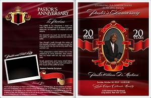 pastor and wife anniversary program party invitations ideas With free pastor anniversary program templates