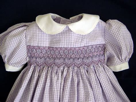 smocked dresses for children beautiful bespoke