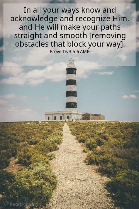 god  clear   proverbs   amp spiritual