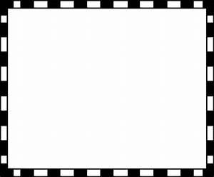 School Border Clipart Black And White | Clipart Panda ...