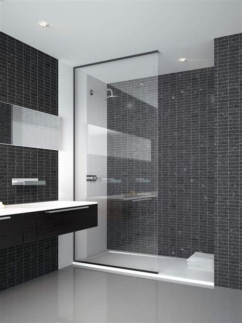 Walk In Bathroom Shower Enclosures by Walking Shower Neon 01 Frameless Glass Walk In Shower