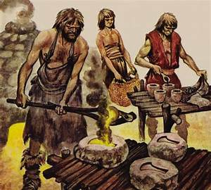The Iron Age - Look and Learn History Picture Library