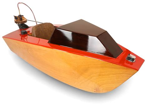 Mini Boat Electric by Mini Boat A Mini But Sized Electric Boat