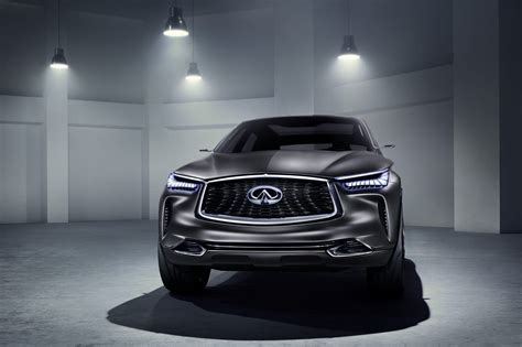 Updated With Live Photos 2018 Infiniti Qx Sport