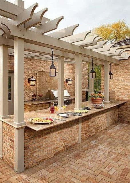 top  outdoor kitchen designs   costs