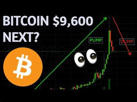 What goes up must come down? BITCOIN Drop To $9,600? - Total CRYPTO Market Cap $1 Trillion In Next Bull Run - ETC Dead ...