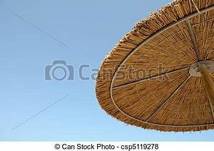 Parasol En Paille : paille parasol bleu parapluie paille ciel images rechercher photographies et clipart ~ Teatrodelosmanantiales.com Idées de Décoration