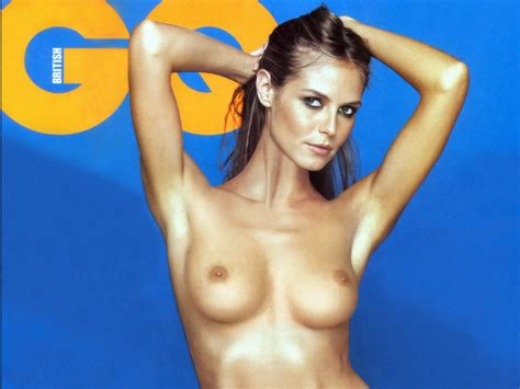 Best Nude Actress Canada Heidi Klum Full Frontal Naked In