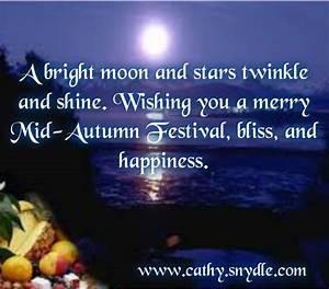 autumn moon festival - Cathy