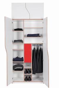 Kleiderschrank Mit Aufsatz : plane kleiderschrank mit aufsatz und innenschubladen ~ Frokenaadalensverden.com Haus und Dekorationen