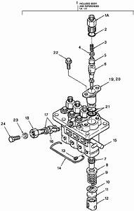 Yanmar Fuel Injection Parts
