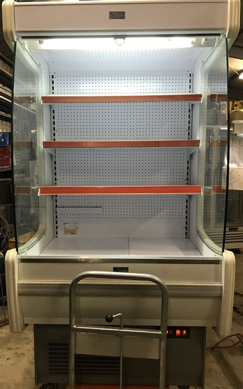 hand retail display fridges  sale glass door
