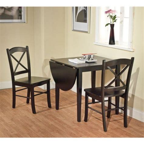black  piece country cottage dining set table