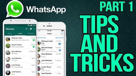 5 best whatsapp tips and tricks that everybody should 2016