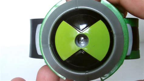Ben 10 Alien Force Omnitrix Illumintator Projector Watch