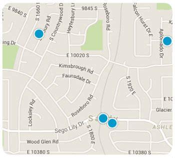 homes  sale  pepperwood sandy utah real estate