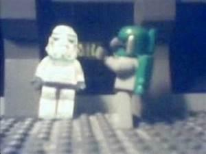 Lego Star Wars An Average Death Star Day - YouTube