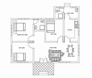 Autocad House Plans Dwg File - Escortsea