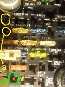 1985 Chevy Truck Fuse Box Diagram And Fuse Box Gmc C