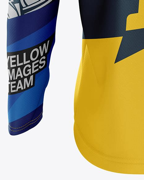 This very diverse and interesting set would be very useful and really great for designers, as for junior as for professionals. Mockup Jersey Sepeda Cdr