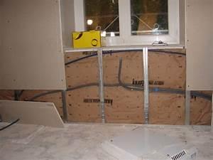 isolation entre murs de pierre et ba13 sur rail 43 With type d isolation maison 0 isolation exterieure comment isoler les murs exterieurs