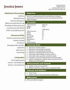 Technical Skills Cv Examples 13 Student Resume Examples High School And College