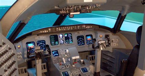 aviation programs flight simulator demonstration asu