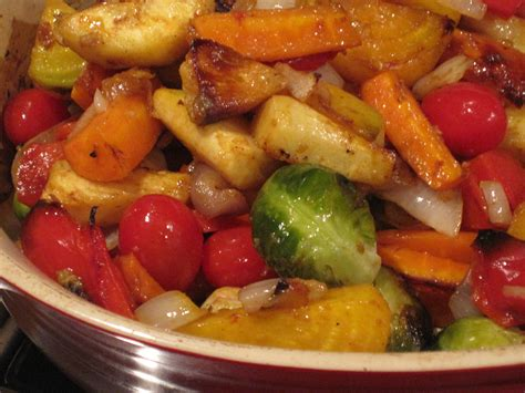 Roasted Vegetables Recipe  All Recipes Uk